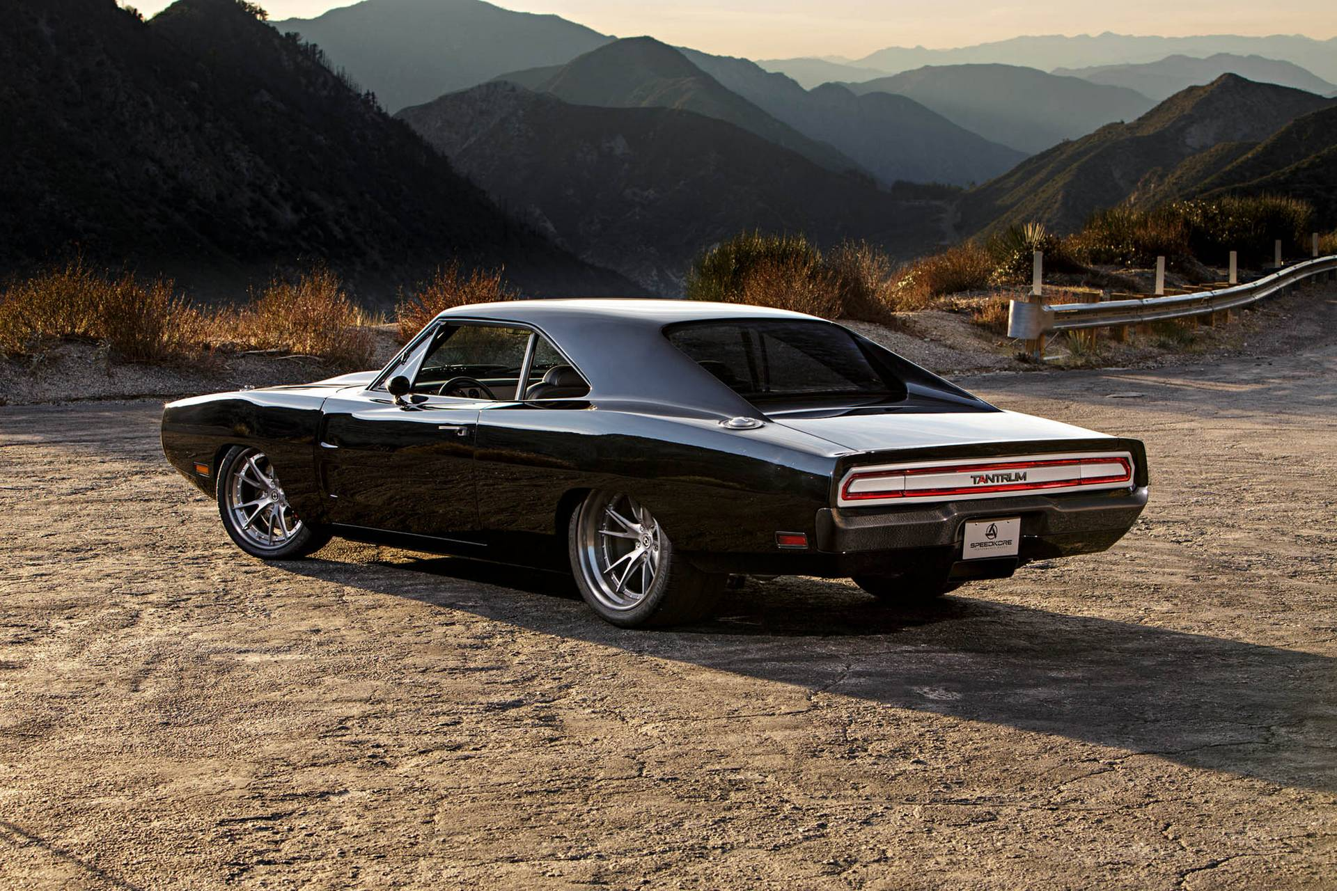 1650hp carbon fiber 1970 dodge charger tantrum | drivesrt